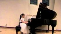 Angela Zhu plays Concerto in D Major by Haydn. Wonder-child Showcase Concert  2013.