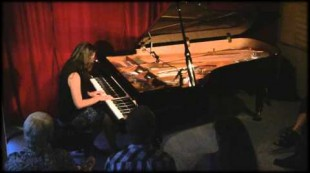 Amy Janelle performs – Peaks of Red – Piano Haven Concert – Shigeru Kawai SK7