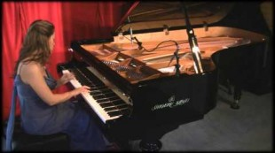 Amy Janelle performs A New Direction at Piano Haven Studio – Shigeru Kawai SK7