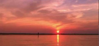 Sea Isle City Sunset ~ Denise Young
