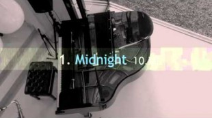 Chris Conway – Midnight – solo piano