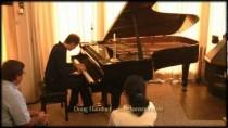 Joe Bongiorno, Gary Girouard & Doug Hammer – Whisperings solo piano concert at Piano Haven