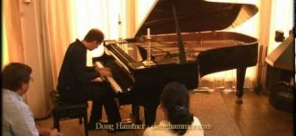 Joe Bongiorno, Gary Girouard & Doug Hammer – Whisperings solo piano concert at Piano Haven