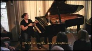 Joe Bongiorno, Christine Brown & Michele McLaughlin – new age solo piano concert at Piano Haven