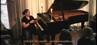 Joe Bongiorno, Christine Brown & Michele McLaughlin – new age solo piano concert at Piano Haven