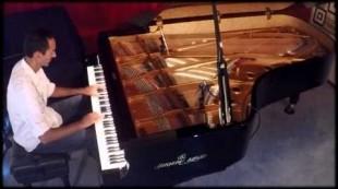 "Joe Yamada ""Eternal Melody"" Piano Haven Studio, Shigeru Kawai SK7 Solo Piano"