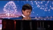 "Shuan Hern Lee ""Flight of the Bumblebee"" Child Piano Prodigy on Australia's Got Talent 2010"