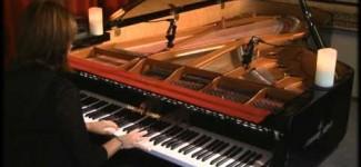 """Christine Brown  – """"Stronger"""" – Original New Age Solo Piano"""