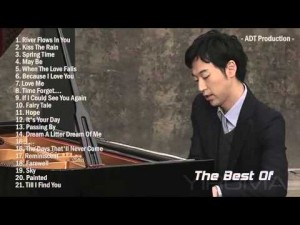 Yiruma best solo piano pieces