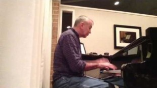 Dan Chadburn – Piano Improvisation #36 – February 5, 2014