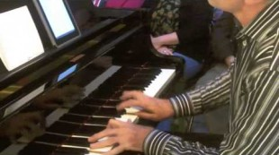 A Piano Improvisation by Dan Chadburn – Aug 1, 2014 – Florence, OR