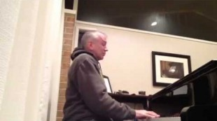 Dan Chadburn – Piano Improvisation #8 – January 8, 2014