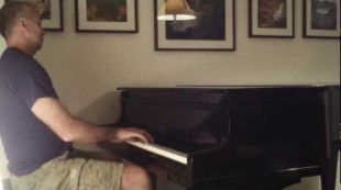 Dan Chadburn   Hymn of Thanks July 2012 Improvisation