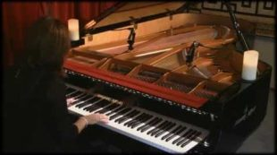 "Christine Brown – ""Shiver"" – Original Solo Piano"