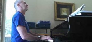 Dan Chadburn – Improvisation #52 (February 2012).mov