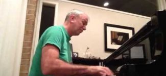 Dan Chadburn – Piano Improvisation 152