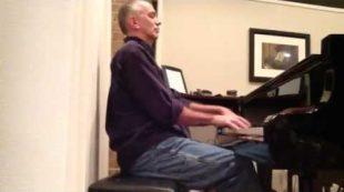 Dan Chadburn – Improvisation #9 – January 9, 2014
