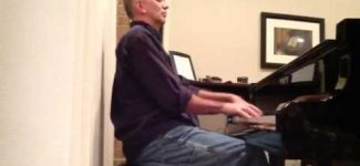 Dan Chadburn – Improvisation #9 – January 9, 2014