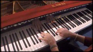 """Christine Brown, """"Silver Lining"""", Original New Age Solo Piano"""