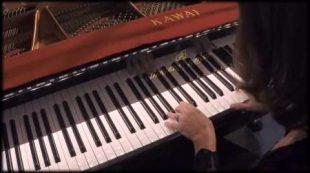 """Christine Brown, """"Prelude to Sunrise"""", New Age Original Solo Piano"""