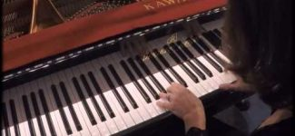 "Christine Brown, ""Prelude to Sunrise"", New Age Original Solo Piano"