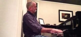 Dan Chadburn – Piano Improvisation #13 – January 13, 2014