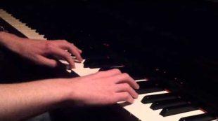 "Piano Improvisation #2 – ""The Winter's Cold"""