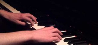 "Piano Improvisation #2 – ""The Winter's Cold"""