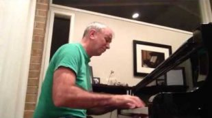 Dan Chadburn – Piano Improvisation #152 (7-1-14)