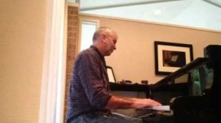 Dan Chadburn -'Piano Improvisation #10 – January 10, 2014