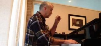Dan Chadburn – Piano Improvisation #7 – January 7, 2014