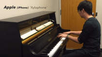 Famous Cellphone Ringtones Played On The Piano (Tony Ann Arrangement)