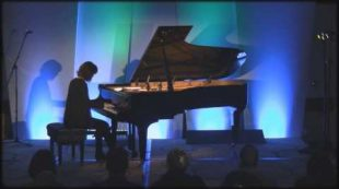 Christine Brown – 2014 Whisperings Solo Piano All Star & Awards Concert