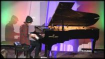 "Zachary Bruno ""Here"" – Whisperings Concert – Shigeru Kawai Sk7 – Piano Haven"