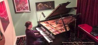 River Dawn: Piano Meditations (LIVE) by Catherine Marie Charlton