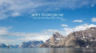 Soft Piano Music with Relaxed Calm and Quiet Melodies for Meditation, Study & Sleep – a Piano Diary