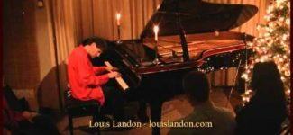 Whisperings Christmas Solo Piano Concert –  Chad Lawson, Louis Landon & Joe Bongiorno at Piano Haven