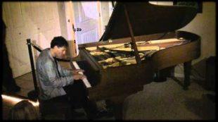Icicles – Louis Landon – Peaceful Christmas – solo piano