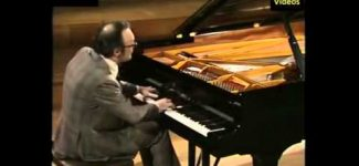 Schubert Piano Sonata No 21 D 960 [HD] Alfred Brendel in B flat major