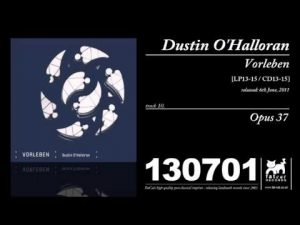Dustin O'Halloran Opus 37